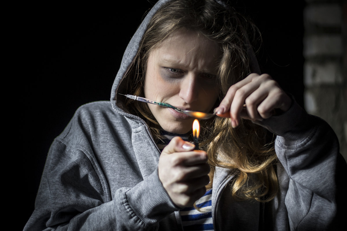 моя дочь наркоманка