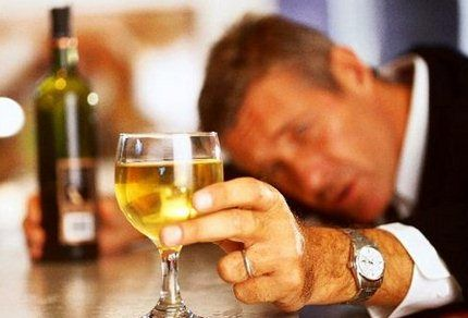 лікування алкоголіка в стаціонарі