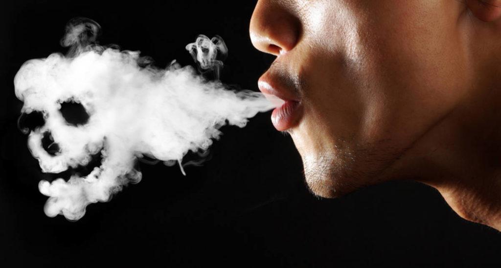 Немного о курении.